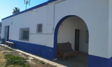Villa Olmedo en Tabernas (Almería)