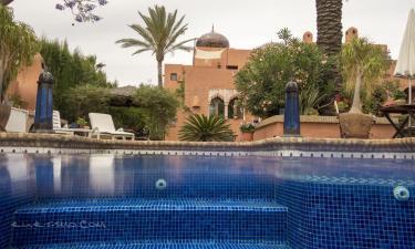 Casa Palacete Arabe Albanta en Vera (Almería)