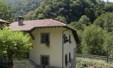 Casa Rural Casa Aspron en Cangas de Onís a 7Km. de Parres