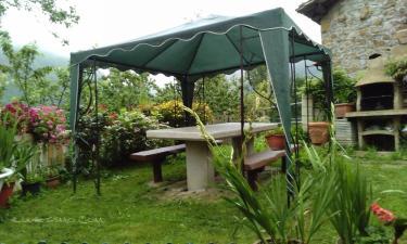 Casa Rural La Viesca en Cazo a 9Km. de Taranes