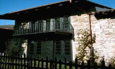 Casa Rural Casa de Aldea Kamigüelu en Mieres (Asturias)