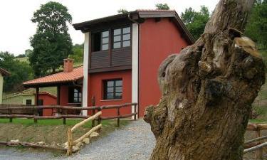 Casa Rural Castro Argandenes en San Román a 2Km. de Candamo