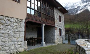 Casa Rural La Tanda en Taranes a 9Km. de Cazo
