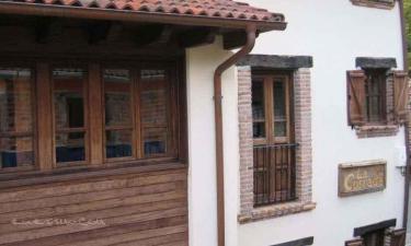 Casa Rural La Currada en Taranes (Asturias)