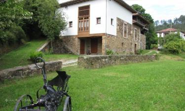Casa Rural La Casona de Pravia en Corias a 27Km. de Belmonte de Miranda