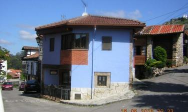 Casa Rural Basora en Candamo a 29Km. de Cancienes