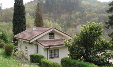 Alojamientos Rurales Peñacabrera en Cabranes (Asturias)