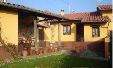 Casa Rural La Casona del Cura I en Pravia (Asturias)