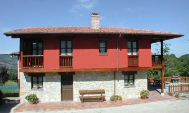 Casa Rural El Campón de San Martín I y II