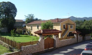 Casa Rural Tras la Fragua en Colombres (Asturias)