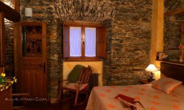 Aparts.Rurales El Bosque de las Viñas en Boal (Asturias)