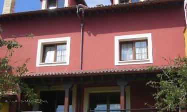 Casa rural Los Cantores en Infiesto (Asturias)