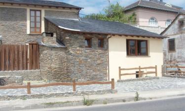 La Casita en Coaña a 12Km. de Villartorey
