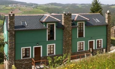 Apartamentos Castrovaselle en Tapia de Casariego (Asturias)