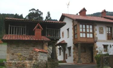 Apartamentos Casa Canor en Villaviciosa a 25Km. de Deva