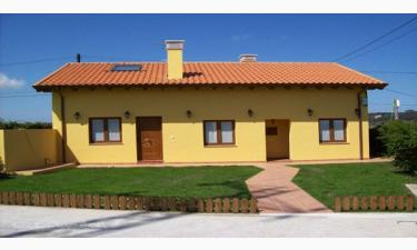 Apartamentos rurales Casa el Gaitero en Luanco a 17Km. de Serín