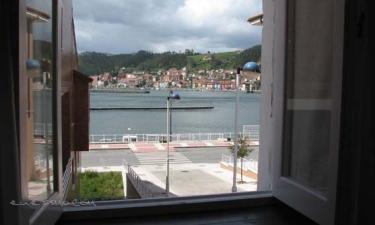 Casa Alboradas en Soto del Barco (Asturias)