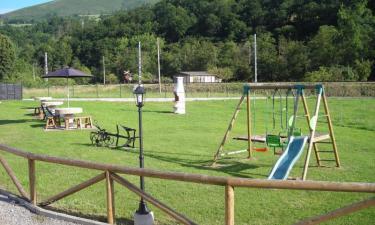 Huerta el Pozu en Soto de Dueñas (Asturias)