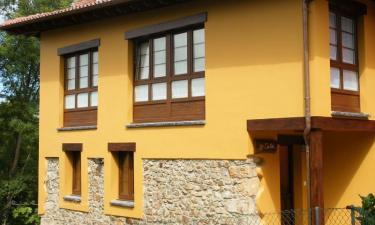 Casa rural Nati en Infiesto (Asturias)