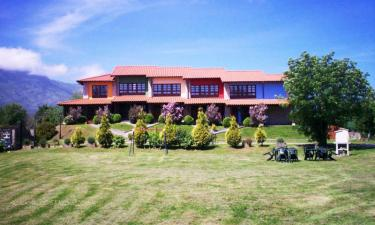 Casa rurales Playa de Guadamía en Llanes a 12Km. de Puertas de vidiago