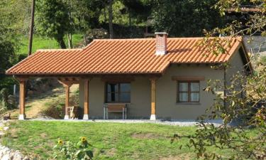 Casa rural Asturias en San Román a 21Km. de Trubia