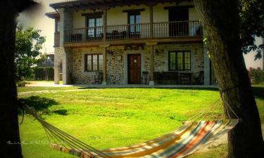 Hotel Rural Coto de Pomar  en San Esteban de Pravia a 2Km. de Muros de Nalón