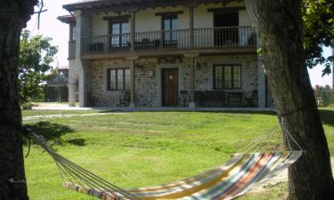 Casa Rural Ángel de Xuanín en Muros de Nalón (Asturias)