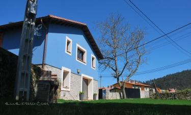 Casa el Toral en Rales a 10Km. de El Mazuco