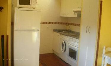 Apartamento Navera en Luarca a 26Km. de Puerto de Vega