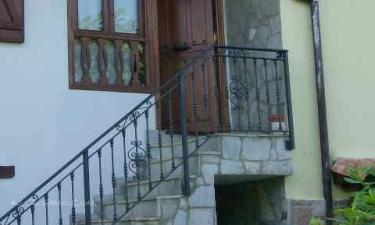 Casa vacacional en Parres (Asturias)