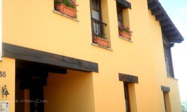 El Folgar del Lere en Bimenes (Asturias)