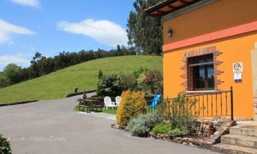 Casa Jesusa en Candás (Asturias)