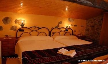 Casa Villamartin II en Santa Eulalia de Oscos a 31Km. de Lamas de Moreira