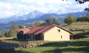 Apartamentos Rurales La Senda en Cangas de Onís (Asturias)