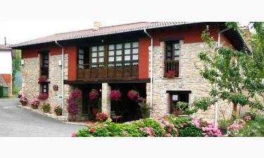 Casa Pumarada en Cereceda (Asturias)