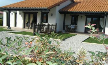 Apartamentos rurales El Orbayu