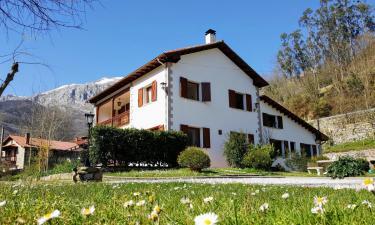 Casa Juana. La Tablá en Alles (Asturias)