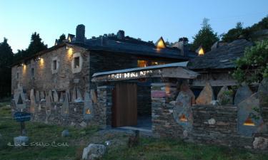 El Refugio de Oscos en Villanueva de Oscos a 14Km. de Bres