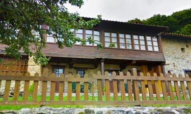 Casa de la Tenada en Cereceda (Asturias)