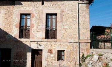 Casa la Breval en Alles (Asturias)