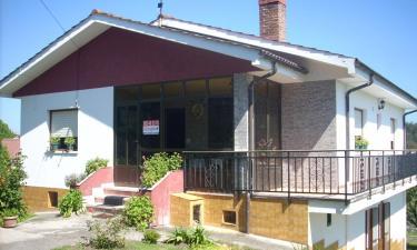 Casa Los Calderones en Quintana (Asturias)