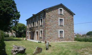 Casa Campón en Castropol a 14Km. de Brul