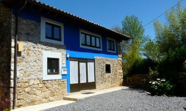Casa Rural Faidiellu en Infiesto a 7Km. de Berones