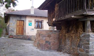 Casa la Regueirina en Tineo (Asturias)
