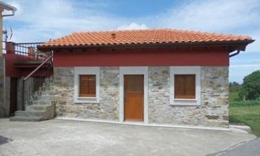 Casa de aldea La Salina en Cudillero (Asturias)