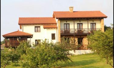 Casa Rural La Pomarada del Mar en Villaviciosa a 21Km. de Prendes
