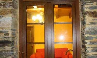 Apartamentos rurales Veredas en Santa Eulalia de Oscos a 17Km. de Bres