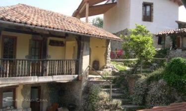 Casa Las Tablas en Debodes (Asturias)