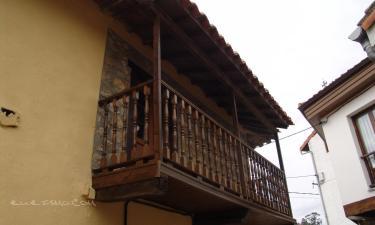 La Casa de Riberas en Riberas a 7Km. de Muros de Nalón