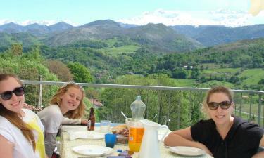 Casa Vistas Picos de Europa en Cangas de Onís (Asturias)